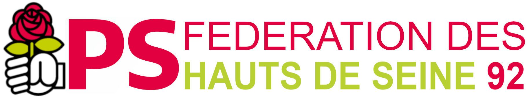 Site officiel de la Fédération du Parti Socialiste des Hauts-de-Seine