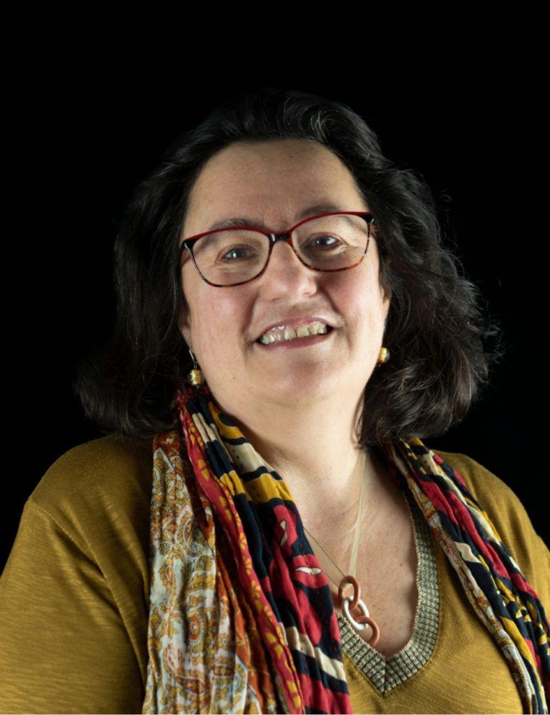 Anne-Marie DE LONGEVIALLE MOULAI