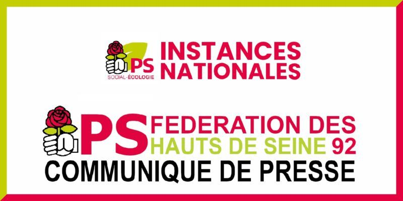 15 membres du PS des Hauts-de-Seine présents dans les instances nationales du Parti Socialiste